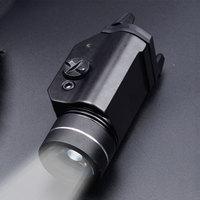 Tactical LED Flashlight Weapon Light Pistol Gun Flashlight Lanterna Weaponlight Cree XML2 Waterproof Customize OEM