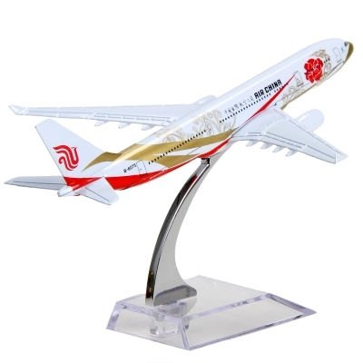 Global-Aircraft-passenger-1400-Plane-Model-Alloy-materials-Kids-Toys-for-children-Airbus-simulation-A380-A320-A330-B777-B757-2