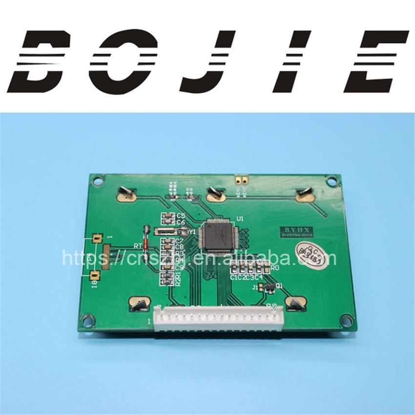 Eco solvent printer Xuli for epson dx5 Display screen xuli eco solvent printer for epson printhead 5113 main board