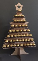 Christmas Sweet Tree Chocolate Tree OFFICE Party Display Stand