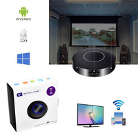 Wifi Display Receiver PC Android Media Player For Android IOS AnyCast Wireless DLNA Airplay Dongle HD