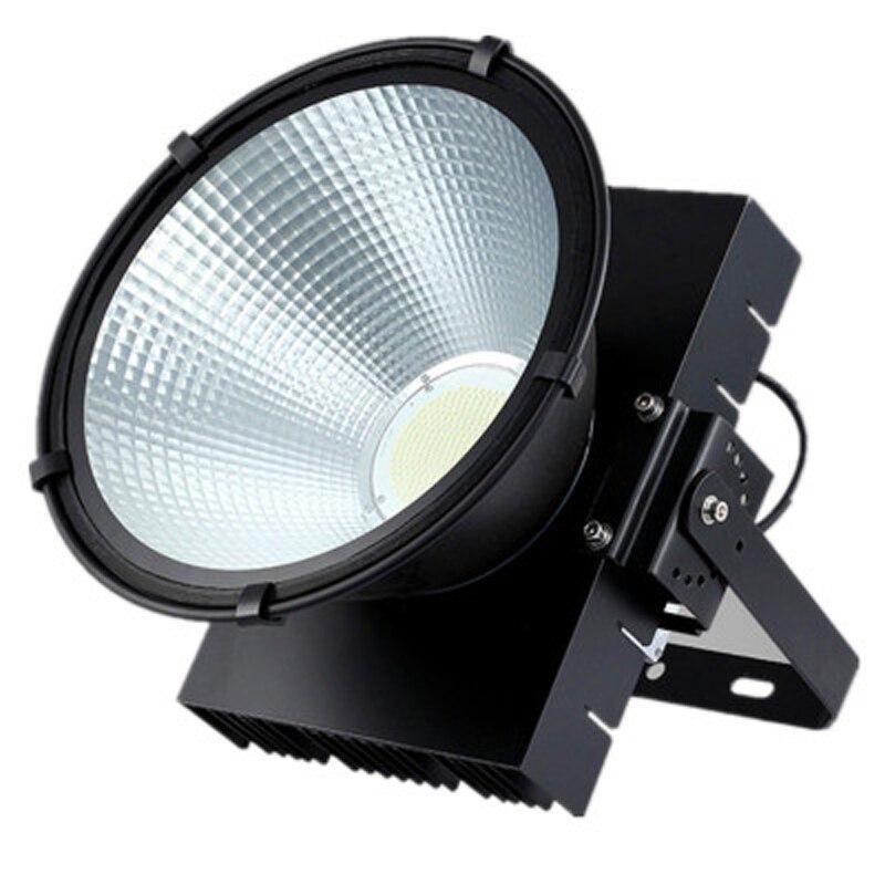 Éclairage LED 300 W/400 W/500 W/800 W/1200 W projecteur extérieur lumière d'inondation AC 85 V 240 V étanche IP65 lampe d'éclairage professionnel