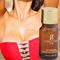 Poderosa 10 ML Pure extratos de ervas mama massagem soro alargamento creme do realce do peito óleo essencial de grande sexo