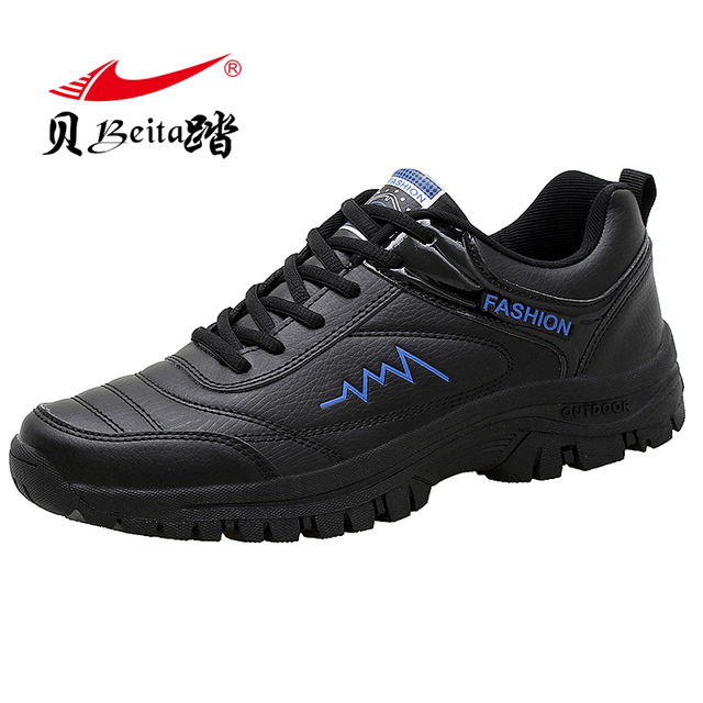 Beita Size 39-44 Men Running Shoes Spring Winter Outdoor Walking Shoes comfortable Men Sneakers Gym athletic Sport Shoes For Men