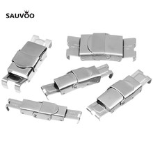Silver 5pcs/lot Leather Jewelry