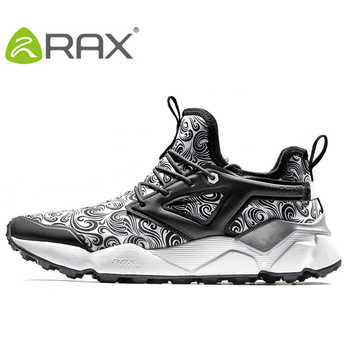 RAX Men\'s Breathable Hiking Shoes Outdoor Sports Trail Shoes Sneakers Women Lightweight Walking Shoes Men Antiskid Montain Shoes - DISCOUNT ITEM  50% OFF Sports & Entertainment