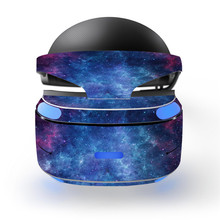 Cool Starry Sky Galaxy Nebula Design Decal PSVR Skin Sticker for Sony Playstation PS VR Headset