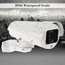 PTZ IP Kamera 5MP Super HD Pan/Tilt 10x Optische Zoom Outdoor Sicherheit Kamera