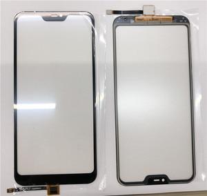 Image 3 - Pantalla táctil A2Lite para Xiaomi mi A2 Lite cubierta frontal de cristal pantalla LCD Panel exterior digitalizador Sensor piezas de reparación de lentes
