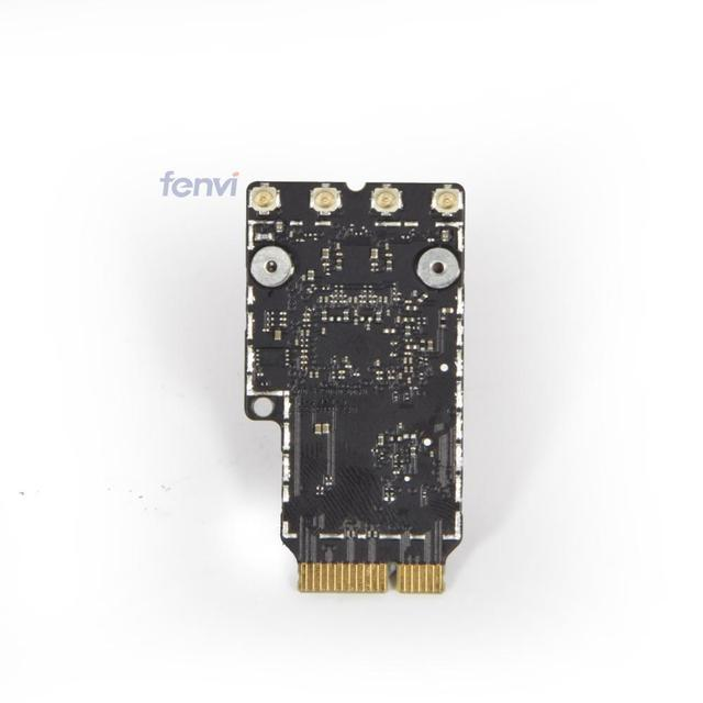 US $14 88 |For Apple iMAC A1418 A1419 BCM94331CD Broadcom BCM4331  802 11a/b/g Wireless Wifi Wlan Network PCI E Card-in Network Cards from  Computer &