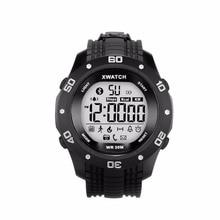 Paragon Sport Smartwatch Wasserdichten IP68 outdoor bluetooth 4,0 Smart uhr staubdicht Nacht Visible Schrittzähler dz09 U8 MOTO 360