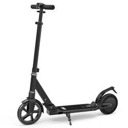 Открытый Складной электрический автомобиль мобильность скутер 8IN Электрический Скутер Складной для поездок скутер 220LB подшипник емкость д...