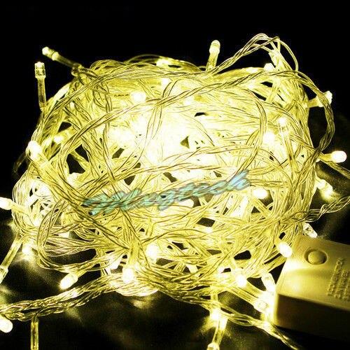 30 m bateria 300 led fio string luz de fadas ao ar livre férias festa de natal casamento led guirlanda luz da corda 110 v eua plug|Fios de iluminação| |  - title=