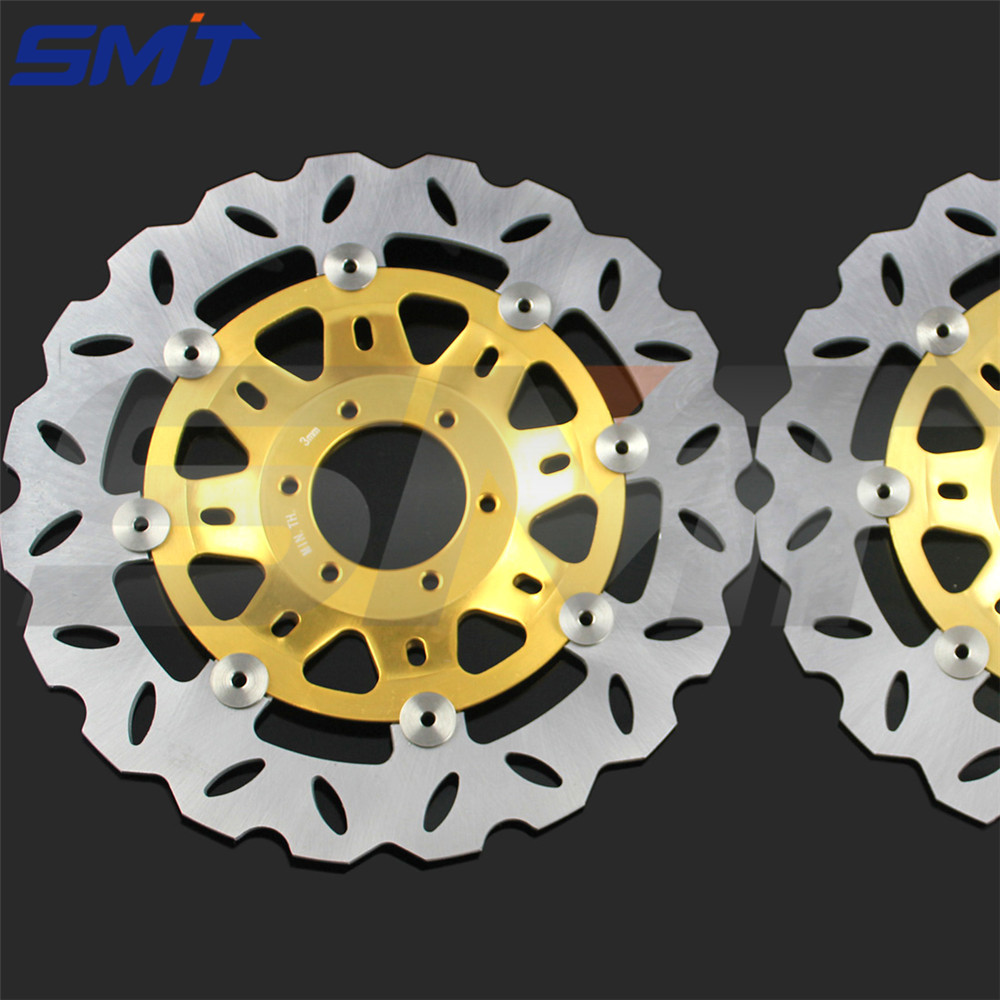 high quality motorcycle accessories front brake disc roto For HONDA CBR 250R 1990 1991 1992 1993 1994 1995 1996 1997 1998 1999 free shipping motorcycle accessories modified for honda cb400 1992 1998 vtec 99 07 new high water pump assembly