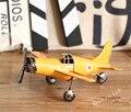 Retro Vintage Avión Avión Aviones Modelo Decoración Del Hogar Del Ornamento Juguete
