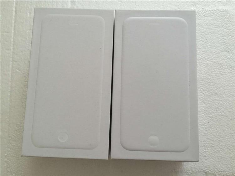 bilder für 50 teile/los UNS, EU Version Kleinpaket Leere Verpackung Box für iPhone 6 6 S plus ohne Zubehör Mit manuelle Aufkleber Schiff DHL