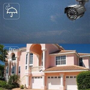 Image 5 - Defeway 1200tvl 720 pのhd屋外監視セキュリティカメラシステム8チャンネル1080N hdmi cctv dvrキット8ch ahdカメラセット