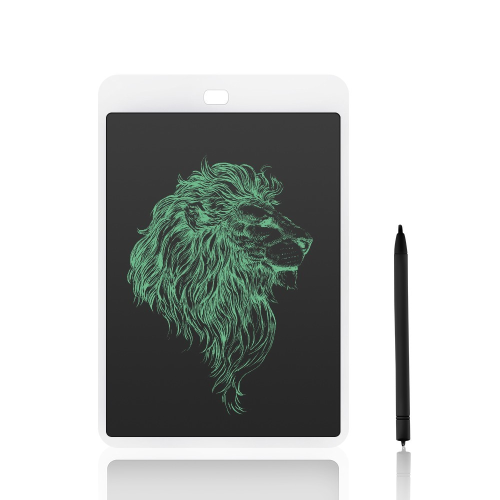 Howshow 10'' LCD Writing Tablet Healthy Digital Handwriting Drawing Board with Stylus Pen Button Cell Battery Painting TouchPad