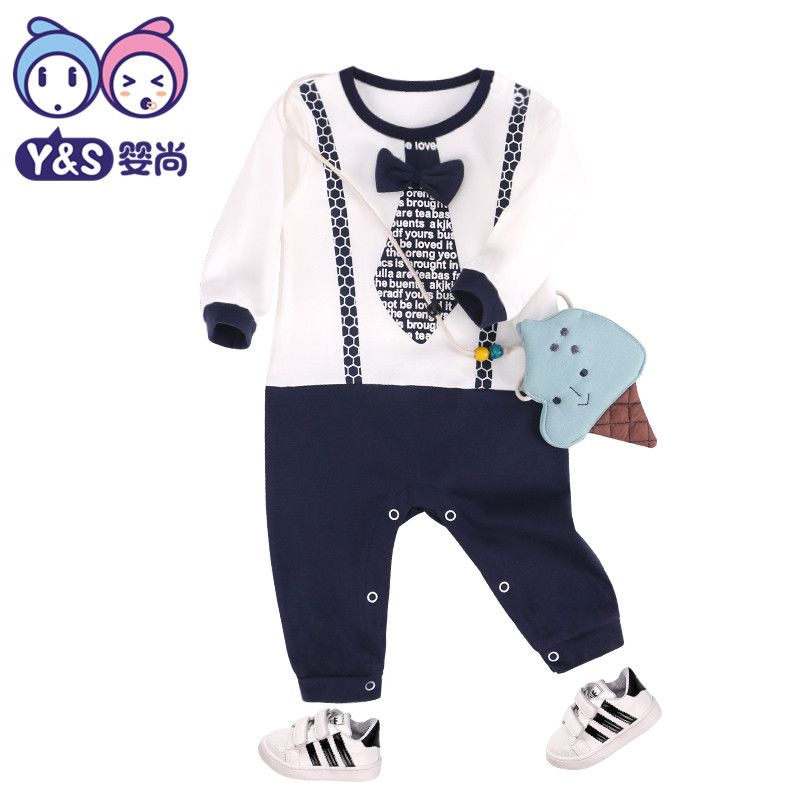 2018 wisbibi new spring baby rompers one piece cotton Baby Rompers Cartoon Baby Clothes Cotton Long Sleeve Kids jumpsuits wisbibi baby unisex one piece rompers new born baby clothes cotton long sleeve rompers baby girls boys clothing rompers baby