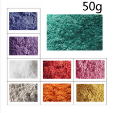 Natural Mineral Mica Powder Do It Yourself Soap Dye Colorant 50g Free Shipping