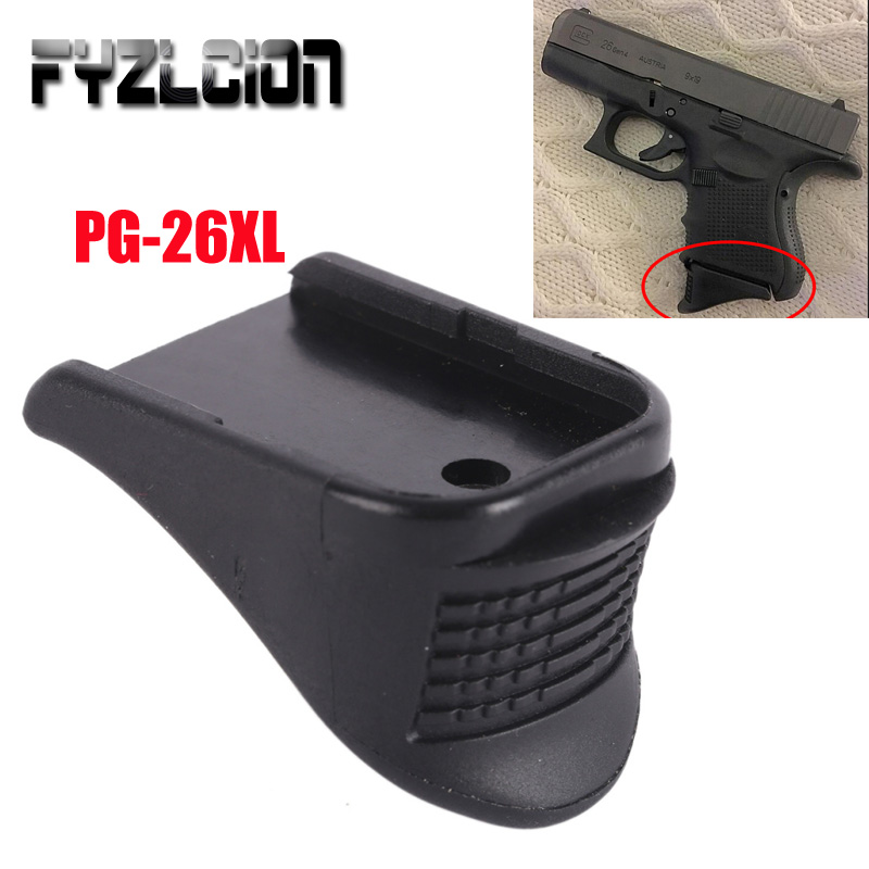 Polymer Grip Extension PG 26XL For Model Glock 26 27 33 39 Gen 1 2 3 Hunting Accessories Black-in Hunting Gun Accessories from Sports & Entertainment