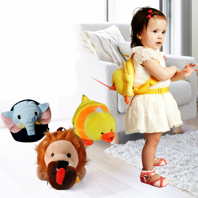 Hot Selling Lovely Animals Baby Toddler Belt Kids Walking Assistant Belt Safety Harness Leash Infant Baby Walker Free Shipping sayoyo brand genuine cow leather baby moccasins snail toddler infant footwear soft soled baby boy shoes pre walker free shipping