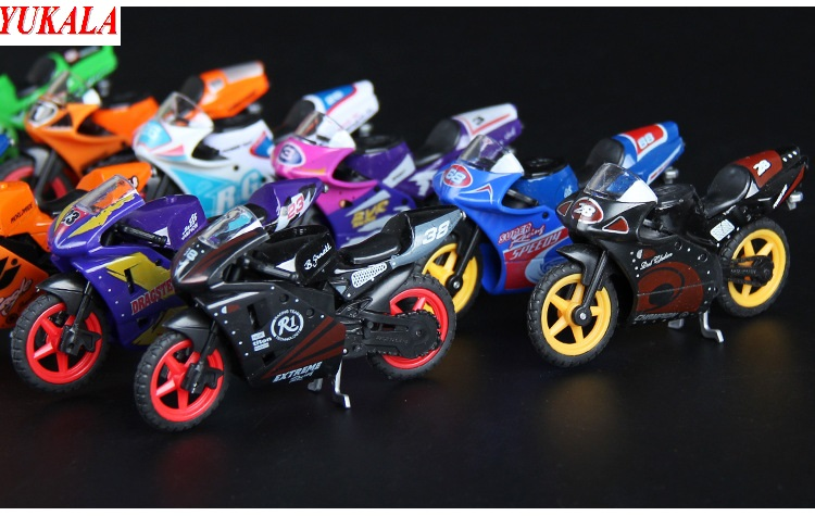 Baby toys 1:24 Children Q vertion mini motorcycles boy toys model car kids toy gifts free shipping