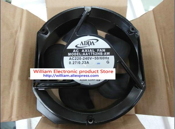 все цены на New Original ADDA AA1752HB-AT/AA1752HB-AW 172*51MM AC220V Cooling Fan онлайн