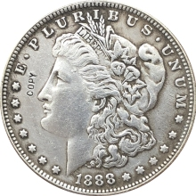 Копия монет Моргана доллара США 1888
