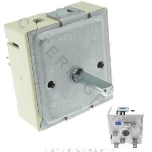 En02 ENERGIA Regulador/Regulador/TERMOSTATO CALOR Controlador EGO 5057071010
