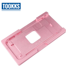 LCD OCA  Alignment and Lamination Mold For iPhone 11 pro/Max /XS Max/XS/XR/X/8P/7P/7/6P/6/5  LCD Touch Screen Refurbishing Mold