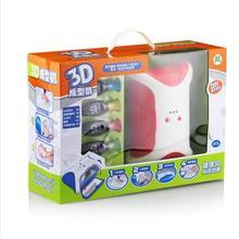 Игрушечный 3D волшебный принтер с использованием экологически чистой ткани для восстановления