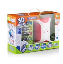 Новая игрушка 3D магия принтера, с использованием экологически чистых восстановить ткань