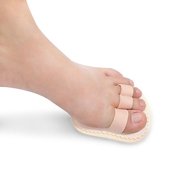 10 unids hallux valgus corrector ortopédico Plantillas para Zapatos ...
