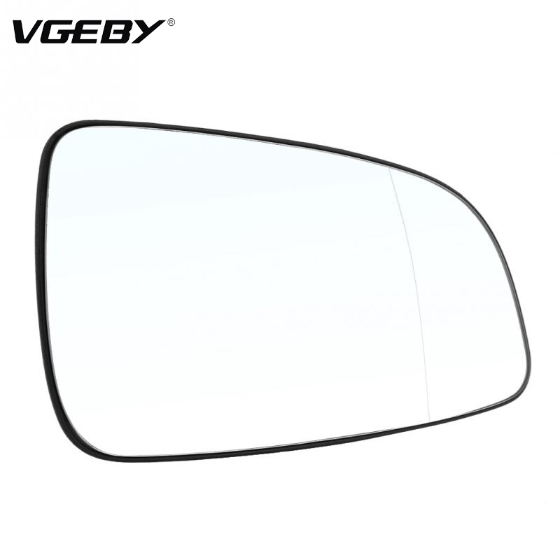 1pcs Car Right Door Side Wing Mirror Glass for Opel Astra