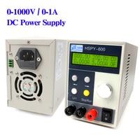Источник питания постоянного тока Вт программируемый 1000 1000 В DC Высокое напряжение питание 1A