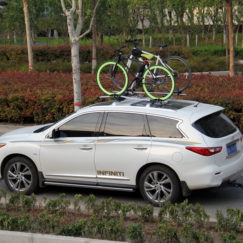 High Quality Special Cross Bar Fit For Infiniti Jx35 Qx60 2017 2016 2018 Luggage Rack Carrier Roof In Racks Bo From