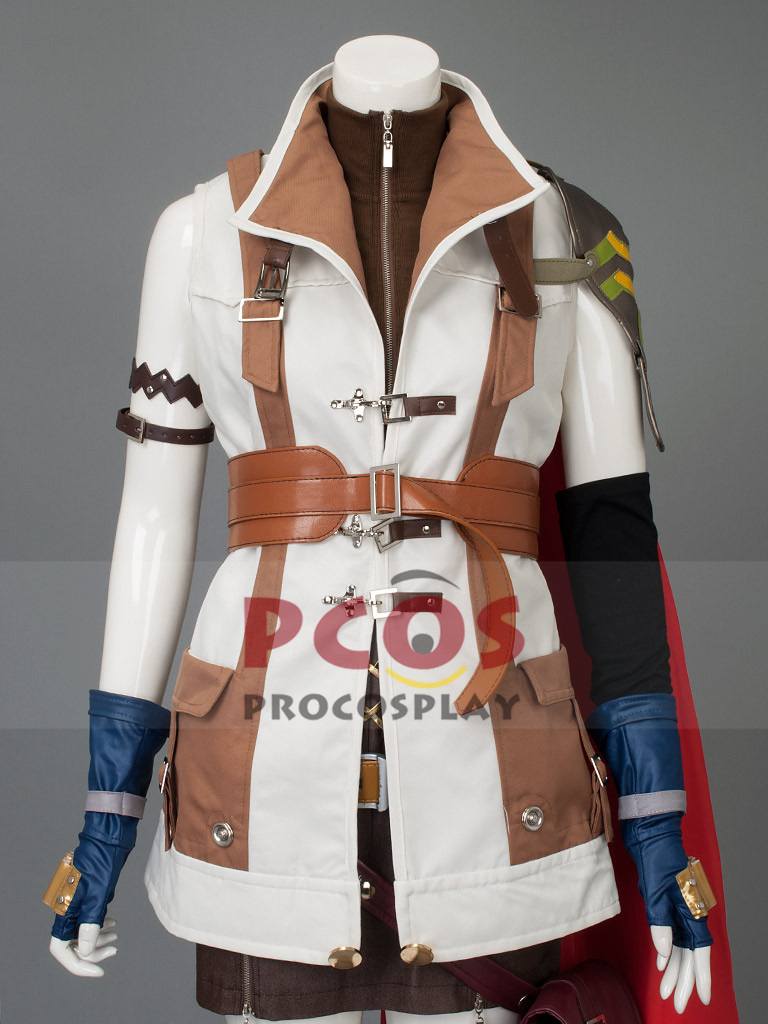 Final Fantasy Lightning Cosplay Costume mp000069