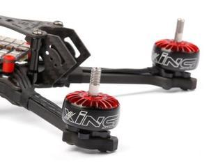 Image 3 - IFlight XING 2207 2450kv 2750kv 4S FPV Racing Bürstenlosen Motor mit Titan legierung welle kompatibel HQ 5 zoll propeller für FPV
