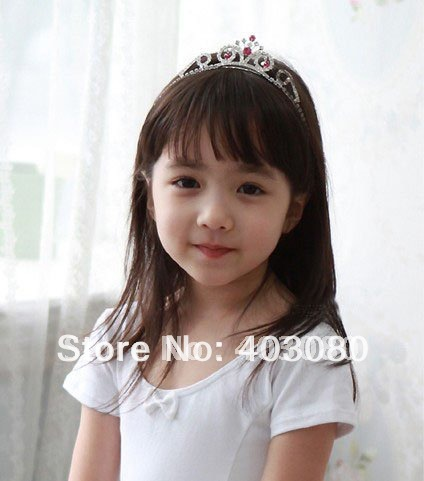 South Korea style girl  Alloy crown design hair combs,kid Headwear, Alice band Wholesale & Retail