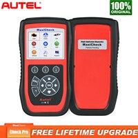 Autel MaxiCheck Pro Diagnostic Auto Car Diagnostic Tool OBD2 Scanner EPB Oil Service ABS SRS BMS escaner automotriz profesional