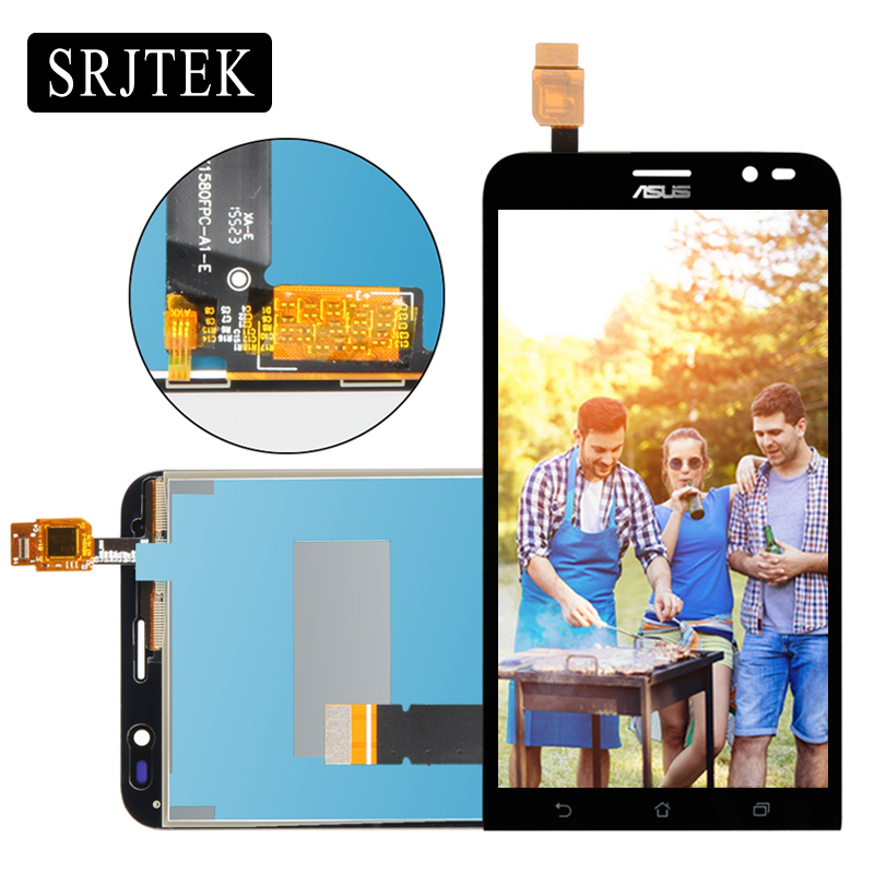 """5.5\""""For Asus Zenfone GO TV ZB551KL X013D <font><b>LCD</b></font> Display Panel Touch Screen Digitizer Glass Sensor Assembly 100% New"""