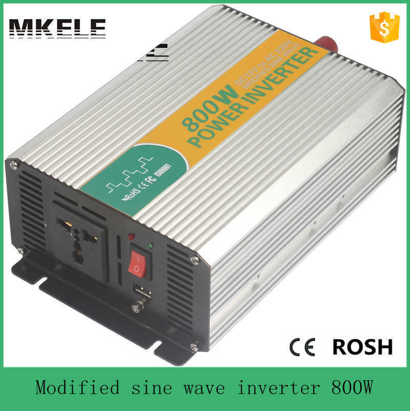 MKM800-121G modified 800w off grid 12v to 110/120vac inverter power inverter for vehicle off grid inverter for universal useMKM800-121G modified 800w off grid 12v to 110/120vac inverter power inverter for vehicle off grid inverter for universal use