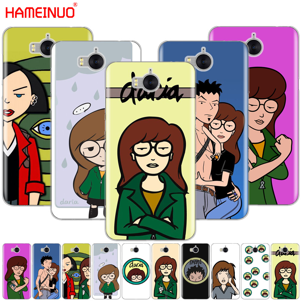 HAMEINUO DARIA MORGENDORFFER <font><b>cell</b></font> <font><b>phone</b></font> Cover Case for <font><b>huawei</b></font> honor 3C 4X 4C 5C 5X 6 7 Y3 <font><b>Y6</b></font> Y5 2 II Y560 2017
