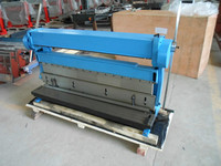 3 In 1 H1320A Combination Of Shear Brake Roll Machine Multi Function Machinery Tools