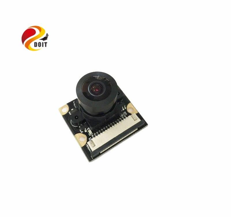 DOIT Raspberry Pie Wide Angle Camera Monitoring Micro Infrared Night Vision Webcam Module Pi Rpi Pcduino Beaglebone