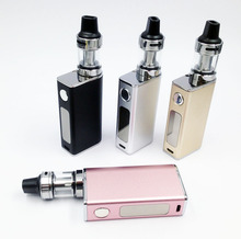 Original vape 50W Huge Vapor Electronic Cigarette Box Mod Kits Vaporizer Hookah Shisha Pen e cigarette kit