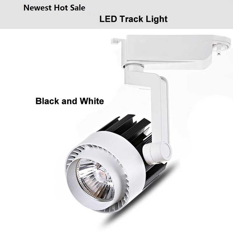 1gab celiņu gaismas lukturis LED sliedes gaismas lukturis COB 15W - Iekštelpu apgaismojums