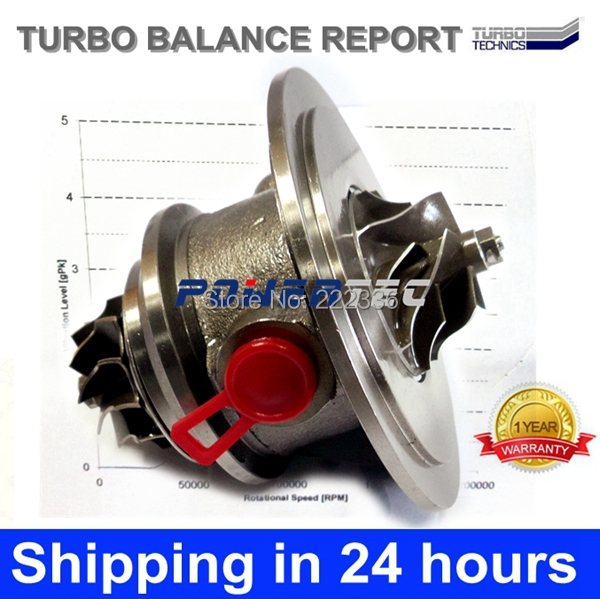 RHF3V Turbo rebuild VVP2 chra turbos VF30A004 turbo cartridge 0375H2 0375J9 chra for Peugeot 307 1.4 HDi
