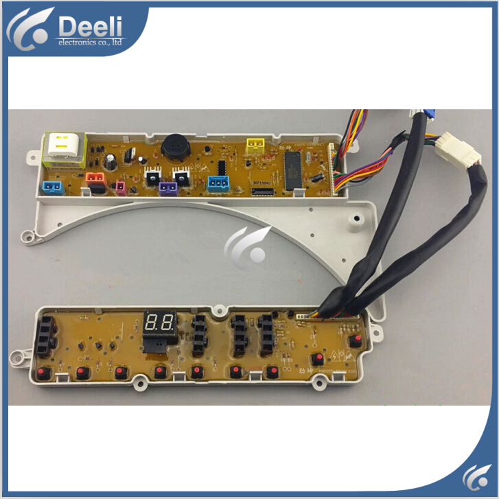 98% new Original good working for Midea for Rongshida washing machine board RB60-X373G power supply motherboard 2pcs/set on sale original tc32lx1d power supply board tnpa3071 used board good working
